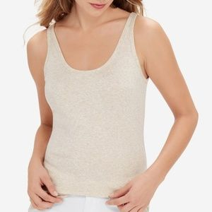 The Limited Tan Heather Tank XS
